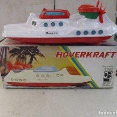 Juguetes antiguos: HOVERKRAFT RANETTA CON CAJA ORIGINAL. Lote 106079419