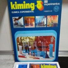 Juguetes antiguos: ANTIGUO JUEGO KIMING-3. Lote 107125479