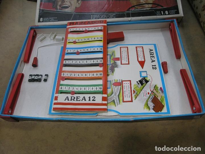 Juguetes antiguos: JUEGO AREA 12 CONGOST - Foto 2 - 108751883
