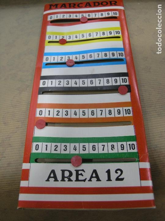 Juguetes antiguos: JUEGO AREA 12 CONGOST - Foto 5 - 108751883