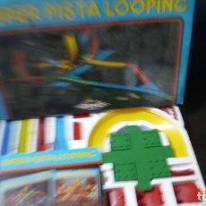 Juguetes antiguos: SUPER PISTA LOOPING PILEN. Lote 109112307
