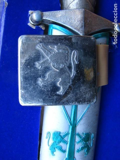 Juguetes antiguos: DAGA DEL GRAN CAPITAN - COMANDO - Foto 4 - 109298739