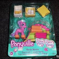Juguetes antiguos: MY LITTLE PONY PONYVILLE HASBRO. Lote 110467559