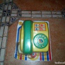 Juguetes antiguos: TELÉFONO DE LOS AÑOS 70. Lote 110494631