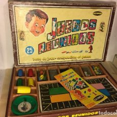 Juguetes antiguos: ANTIGUO JUEGO REUNIDOS GEYPER, TAMAÑO PEQUEÑO, AÑOS 70. Lote 110786043