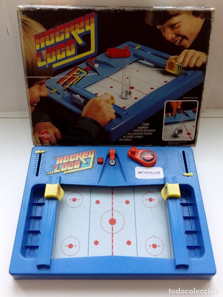 Juego De Mesa Juguete Mattel Congost Hockey Loc Comprar Juguetes