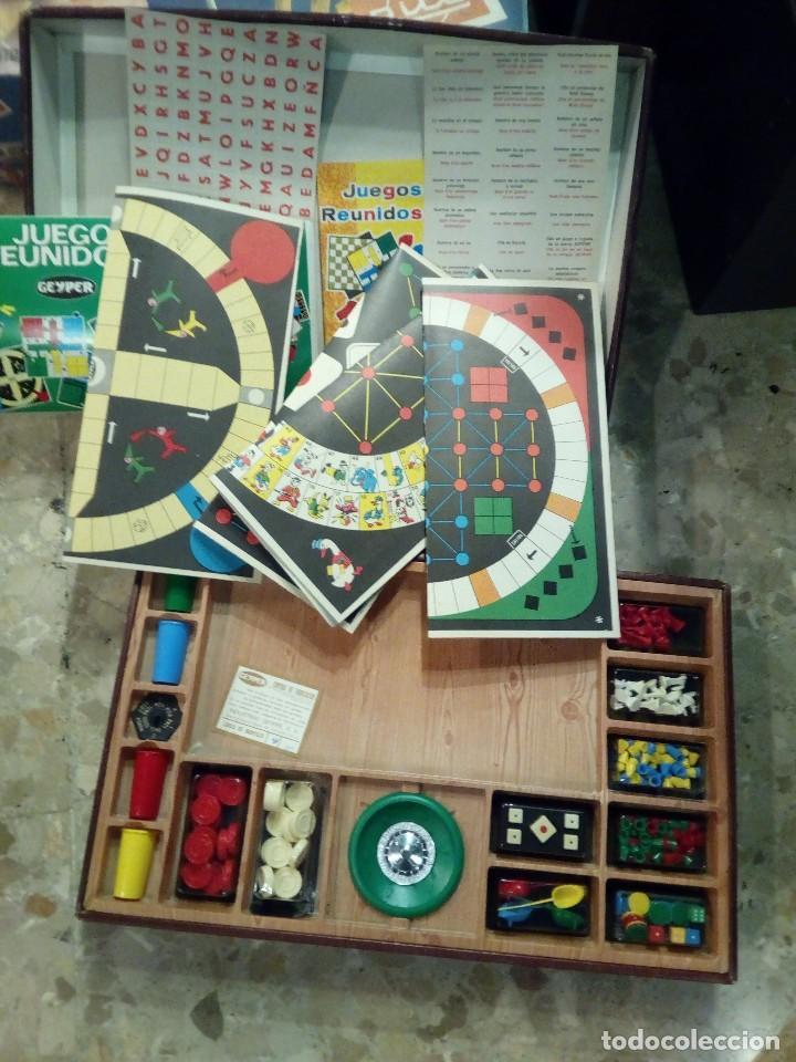 Juegos Reunidos Geyper 35 Diriase Que Sin Jugar Comprar Juguetes