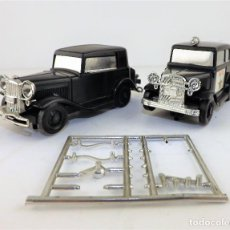 Juguetes antiguos: GETAWAY CHASE GAME COCHES CCA 1965. Lote 112165847