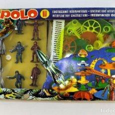 Juguetes antiguos: AIRGAM APOLO III COMPLETA. Lote 197630658