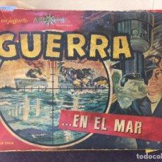 Juguetes antiguos: GUERRA EN EL MAR, DE AIRGAM. ANTIGÜO HUNDIR LA FLOTA. . Lote 112791023