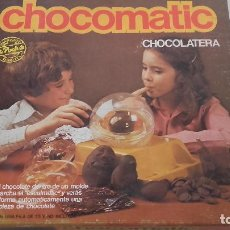 Juguetes antiguos: CHOCOMATIC POCH, JUGUETE ANTIGUO,. Lote 113164983