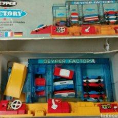 Juguetes antiguos: FACTORY DE GEYPER. Lote 113631007
