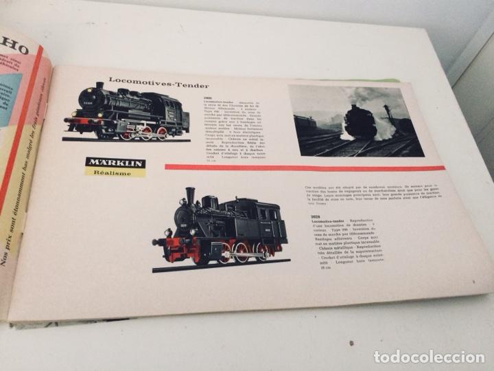 Juguetes antiguos: Marklin 1965/66 Catálogo - Foto 2 - 114277735