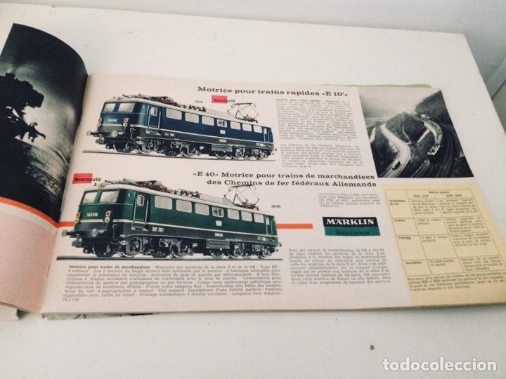Juguetes antiguos: Marklin 1965/66 Catálogo - Foto 3 - 114277735