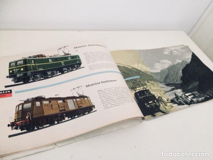 Juguetes antiguos: Marklin 1965/66 Catálogo - Foto 4 - 114277735