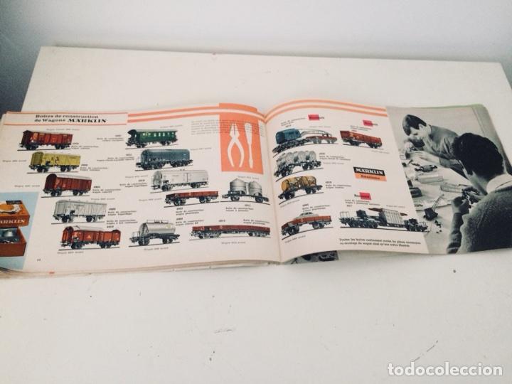 Juguetes antiguos: Marklin 1965/66 Catálogo - Foto 5 - 114277735