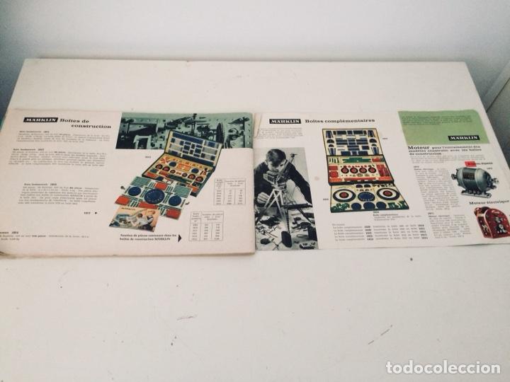 Juguetes antiguos: Marklin 1965/66 Catálogo - Foto 7 - 114277735