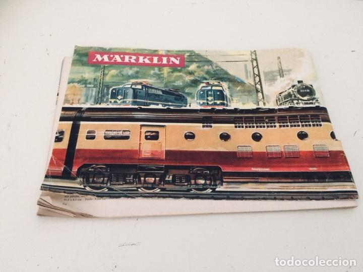 Juguetes antiguos: Marklin 1965/66 Catálogo - Foto 8 - 114277735