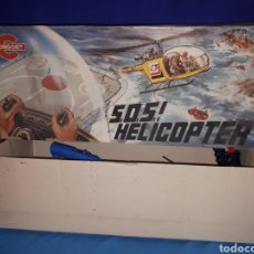 Juguetes antiguos: HELICOPTERO CONGOST. Lote 114823791