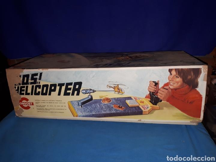Juguetes antiguos: HELICOPTERO CONGOST - Foto 5 - 114823791