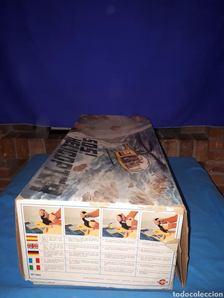 Juguetes antiguos: HELICOPTERO CONGOST - Foto 6 - 114823791
