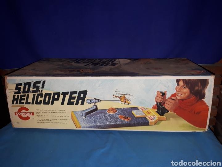 Juguetes antiguos: HELICOPTERO CONGOST - Foto 7 - 114823791