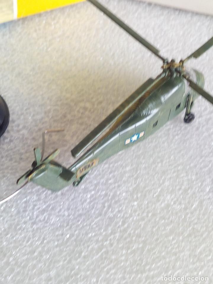 Y Eko Caja 58 Impresionante Sikorsky Camuflaje Peana Militar Helicoptero Avion Dificilismo Verde S YvmbfI7g6y