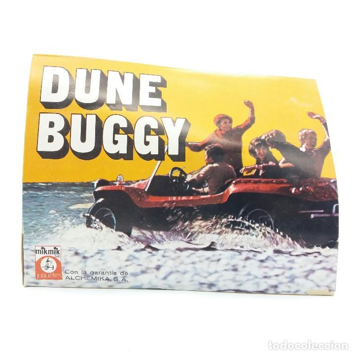 Juguetes antiguos: Coche DUNE BUGGY MIKMIK ALCHEMIK numero1 referencia 7360 - Foto 3 - 115430019