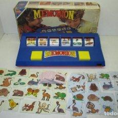 Juguetes antiguos: JUEGO MEMORION DE CONGOST. Lote 116126311