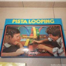 Juguetes antiguos: PISTA LOOPING PILEN. Lote 116726095