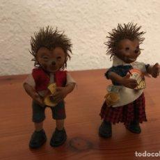 Juguetes antiguos: ANTIGUOS MUÑECOS MICHI. Lote 118746646