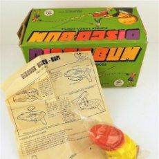 Juguetes antiguos: RIMA DISCO BUM CCA 1970. Lote 118935895