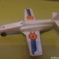 Juguetes antiguos: AVIOJET PILEN AVIONETA C - 101 M 712 8,5CM FALTA CABINA. Lote 119151852