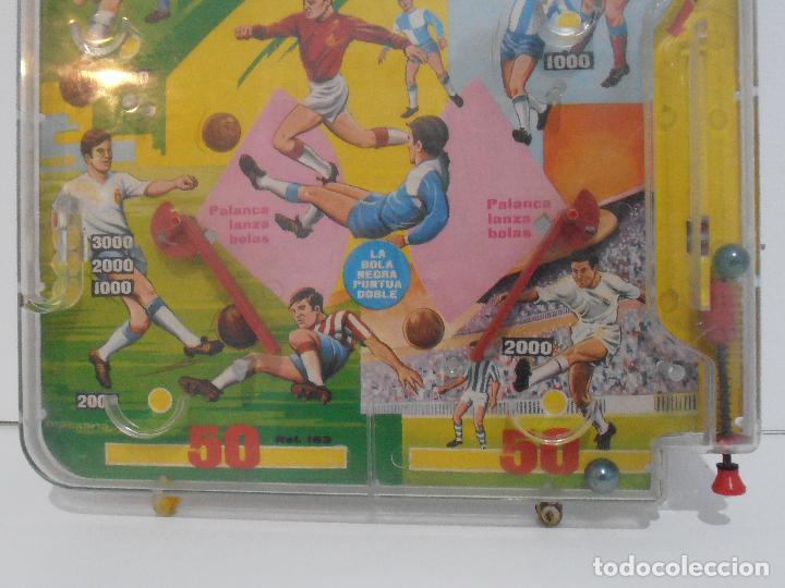 Juguetes antiguos: BILLARIN ESTADIO, MARC PIQUE - Foto 2 - 119898635