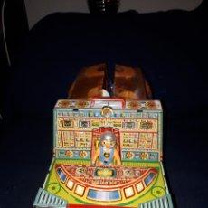 Juguetes antiguos: VEHÍCULO ESPACIAL N 76 COMANDOS DEL ESPACIO DE EGE AÑOS 70 LEER DESCRIPCION. Lote 120095054