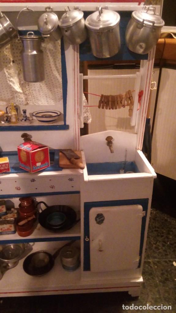 Fantástico Pujar Cocina Ideas Ornamento Elaboración Festooning ...