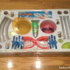 Juguetes antiguos: BREKAR SUPER BASE ESPACIAL. Lote 127917020