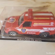 Juguetes antiguos: COCHE BOMBEROS GUISVAL. Lote 122261267