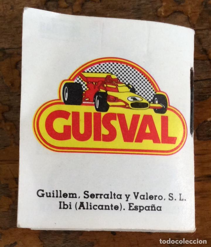 Juguetes antiguos: GUISVAL, CATALOGÓ AÑO 77 - Foto 2 - 124187711