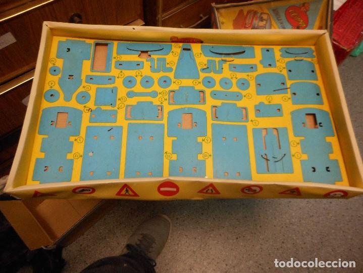 Juguetes antiguos: caja camiones geyper - Foto 4 - 124268283