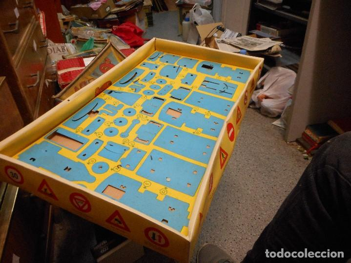 Juguetes antiguos: caja camiones geyper - Foto 5 - 124268283