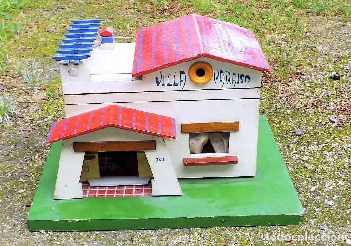 Juguetes antiguos: Villa Paraíso de JS Denia 1960 - Foto 2 - 124273327