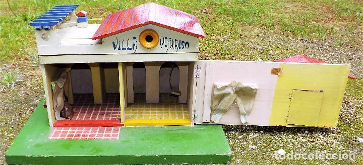 Juguetes antiguos: Villa Paraíso de JS Denia 1960 - Foto 9 - 124273327
