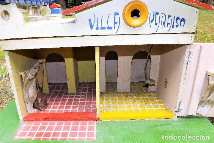 Juguetes antiguos: Villa Paraíso de JS Denia 1960 - Foto 10 - 124273327