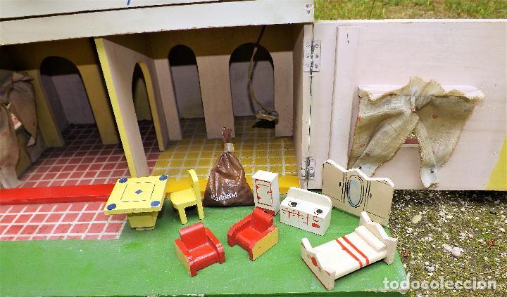 Juguetes antiguos: Villa Paraíso de JS Denia 1960 - Foto 12 - 124273327