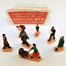 Juguetes antiguos: EKO 2201 ORIGINAL PEATONES. Lote 133291337