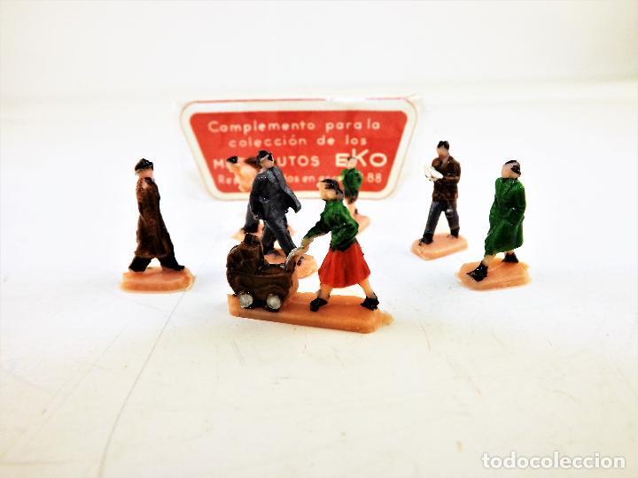 Juguetes antiguos: EKO 2201 ORIGINAL PEATONES - Foto 3 - 289807788