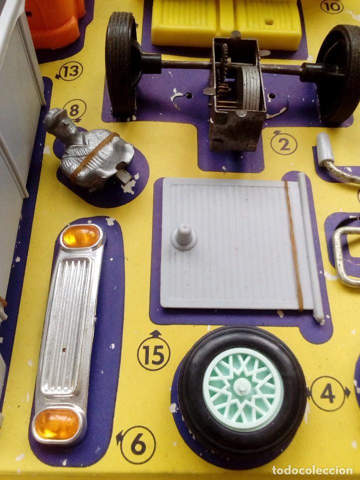 Juguetes antiguos: JUGUETE ANTIGUO GEYPER,CAMIONES REF.504,AÑO 1963,SIMILAR A EXIN,PAYA,RICO,JEYSA. - Foto 9 - 124956971