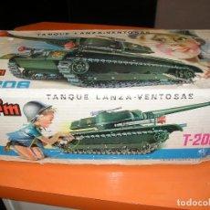 Juguetes antiguos - CAJA TANQUE CLIM - 126177927