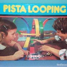 Juguetes antiguos: PISTA LOOPING DE PILEN AÑO 1980 ORIGINAL. Lote 126676671